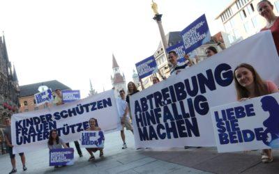 Kundgebung Augsburg am 27. Juli 2019