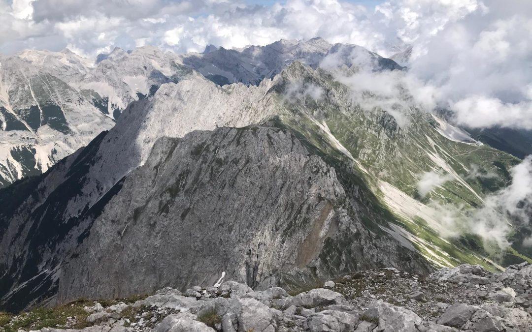 Tag 13: Chillen, Waschen und eine Bergtour