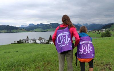 Tag 11: Schweizer Dauerregen II