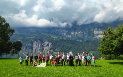 Tag 9: Schweizer Berge