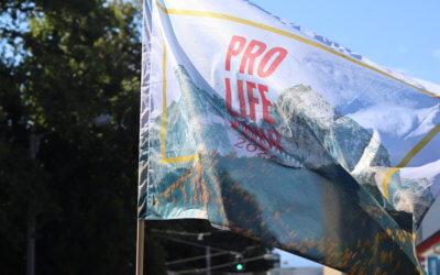 Tag 1: So begann die Pro Life Tour 2021 (Österreichischer Teil)
